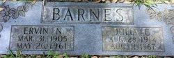 Ervin Norman Barnes