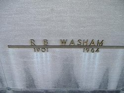 R B Washam