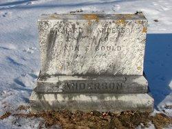 Ada Sophia <I>Gould</I> Anderson