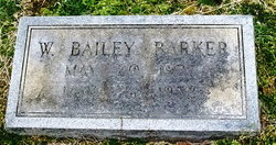 William Bailey Barker