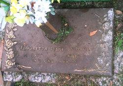 Hulette Flouretta <I>Stapleton</I> Davis