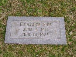 Marjory Fay Spiker