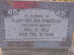 Ellen <I>Nielson</I> Anderson