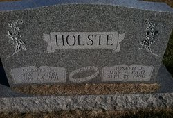 Gladys M <I>Holaday</I> Holste
