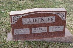 Everett E Carpenter