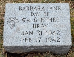 Barbara Ann Bray