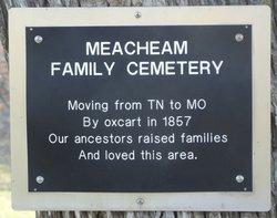 Meacheam Family Cemetery