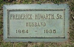 Frederick Howarth, Sr