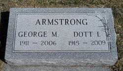 Dott Irene <I>Davis</I> Armstrong