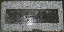 Constance Josephine Eliza <I>Jorgensen</I> Christiansen