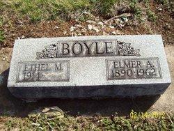 Elmer Adolph Boyle