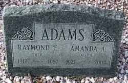 "Raymond E ""Dick"" Adams"