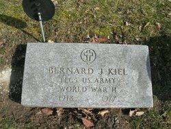 Bernard J Kiel