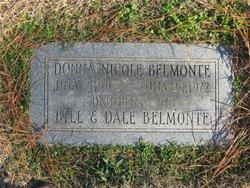 Donna Nicole Belmonte