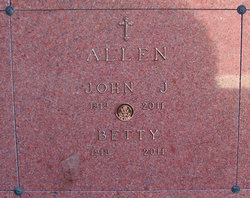 """John """"Shorty"""" Allen"""