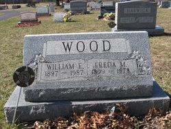 Freda Margaret <I>Kriebel</I> Wood