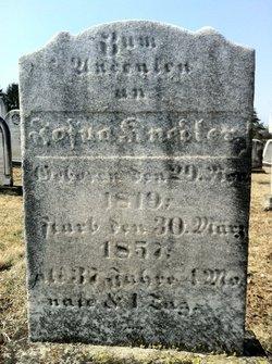 Josiah Kneedler