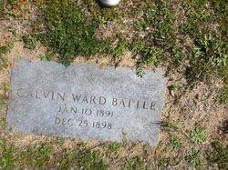 Calvin Ward Battle