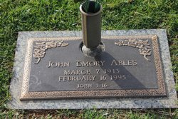 John Emory Ables