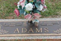 Lucius Eric Adams