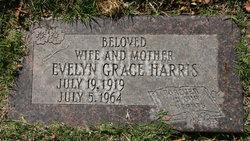 Evelyn Grace <I>Beese</I> Harris