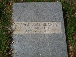 William Bruce Blanton