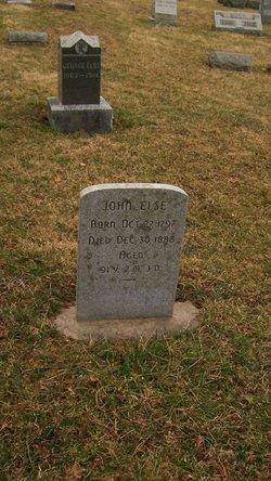 John Else