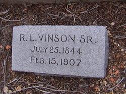 Rufus Lafayette Vinson Sr.