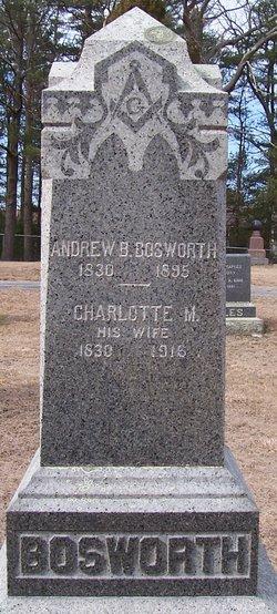 Andrew Bradshaw Bosworth