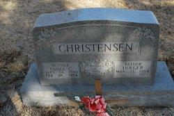 Emma Christine <I>Noren</I> Christensen