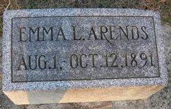 Emma L Arends