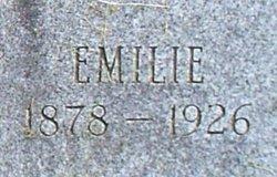 "Emily Marcia ""Mealie"" Beckman"