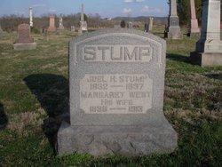Margaret <I>West</I> Stump