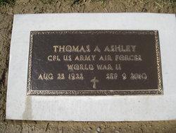 Thomas Albert Ashley