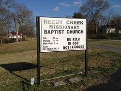 Reedy Creek Church Cemetery