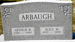 Arthur William Arbaugh