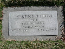 Lawrence Henry Green