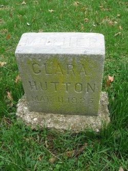 Clara <I>Reynolds</I> Hutton