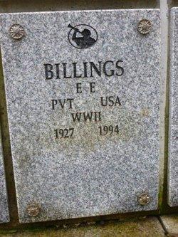 Ethan Earl Billings