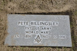 Pete Billingsley