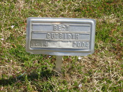 Bert Cutbirth
