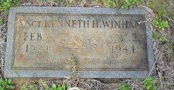 SSGT Kenneth H Winham