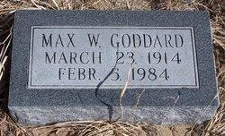 Max William Goddard