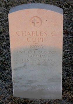 Charles Carlisle Cupp