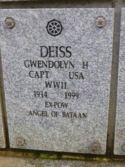 Gwendolyn Henshaw Deiss