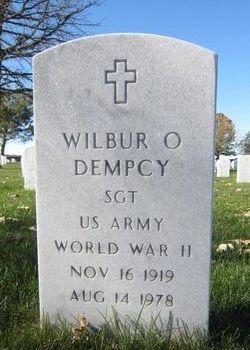 Wilbur O Dempcy