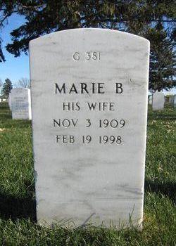 Marie B Dent