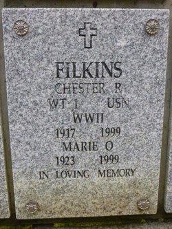 Chester R Filkins
