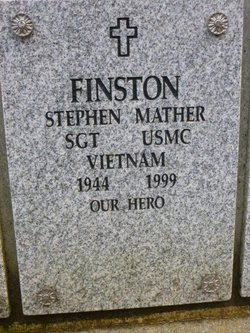 Stephen Mather Finston