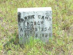 Fannie <I>Camp</I> Hosch